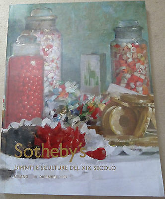 Sotheby's 19.12.2007 19Th Century European Paintings