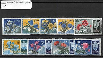 Lot of 67 San Marino MNH Mint Never Hinged Stamps #109045 X R