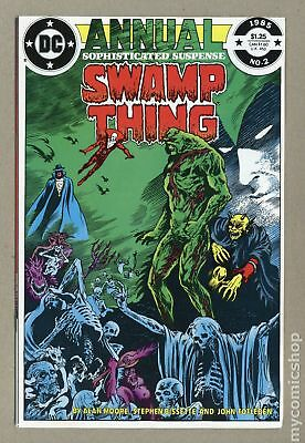Swamp Thing (2nd Series) Annual #2 1985 VF 8.0