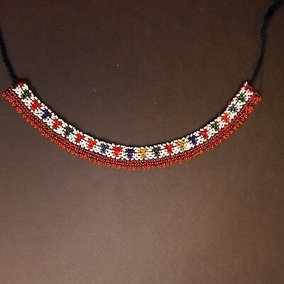 BellyDance ATS Costume Beaded NECKLACE Kuchi Tribe 811x10