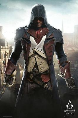 Assassin's Creed Unity : Cityscape - Maxi Poster 61cm x 91.5cm new and sealed