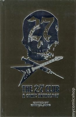 27 Club: A Comic Anthology HC (Action Lab/Danger Zone) #1-1ST 2015 NM