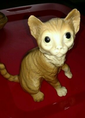 Vintage Breyer cat figure