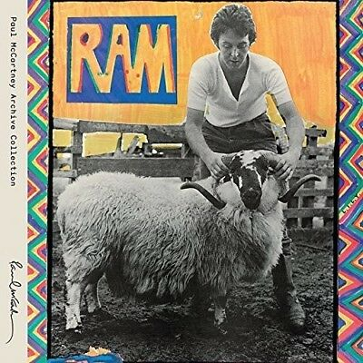 Paul McCartney & Linda - Ram [New CD]
