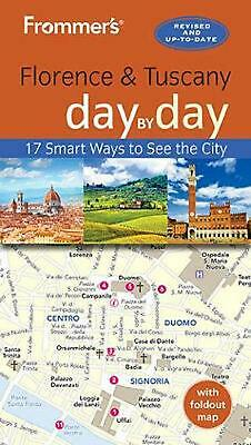Frommer's Florence and Tuscany day by day by Stephen Brewer Paperback Book Free