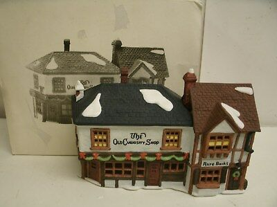"Dept 56 Dickens Village ""The Old Curiosity Shop""  #5905-6 Lighted House"