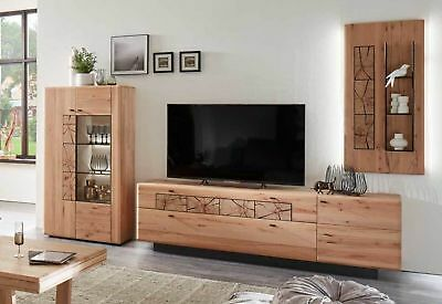 hartmann talis massivholzm bel wohnzimmer wohnwand massiv. Black Bedroom Furniture Sets. Home Design Ideas
