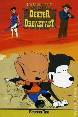 Adventures of Dexter Breakfast Season 1 GN #1-1ST 2007 NM