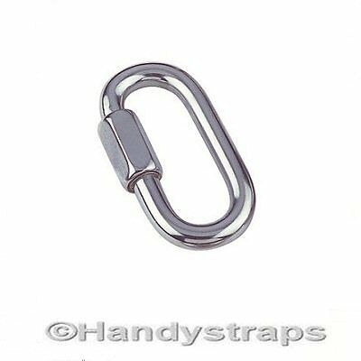 4mm Quick Repair Link  Marine Stainless Steel