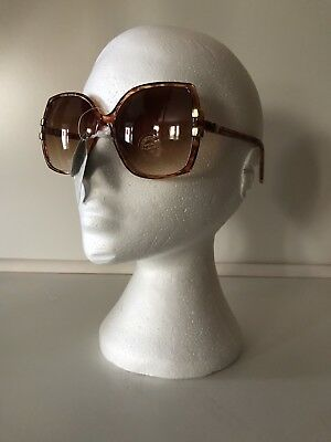 vintage. retro.disco.big eye.genuine sarah coventry.sunglasses.60s.70s.brand new