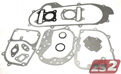 10 Inch Motor Gasket Gasket Set China Scooter QMB139 GY6 50 4T 10 Inch ´12- ´13