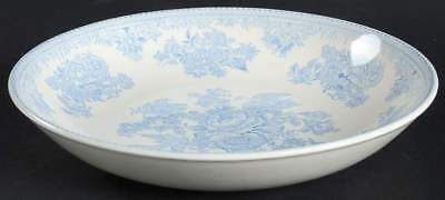 Burgess & Leigh ASIATIC PHEASANTS BLUE Pasta Bowl 10303797