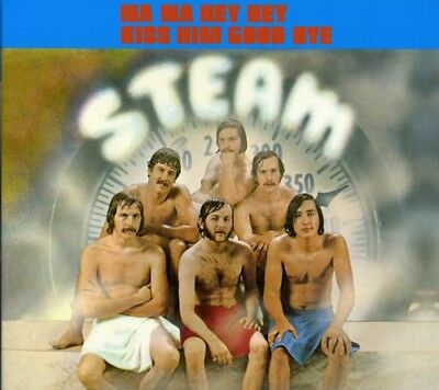 Steam - Na Na Hey Hey Kiss Him [New CD] Bonus Tracks