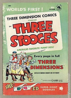 Three Stooges (St. John) #2B 1953 GD+ 2.5