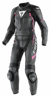 Dainese 2513420 Women's Leather Combination Motorcycle Racing Suit 2-tlg. Avro