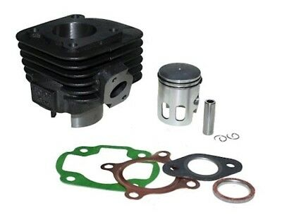 Cylinder Kit 50 CC AC 12mm Pin for Keeway RY8 50 SP Sport Year 2008-2012 NEW