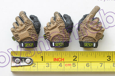 1:6 scale DAM TOYS 78041 PMSCs Private Military Security Companies COMBAT GLOVES