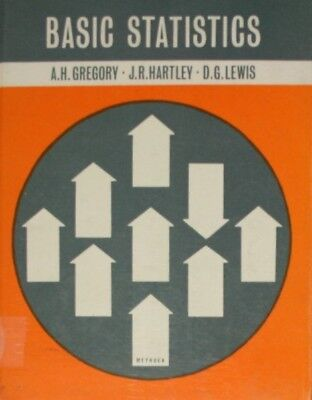 Basic Statistics (Clearway Books), etc., Gregory, A.M., Very Good Book