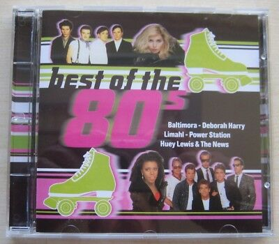 Best of the 80s – CD