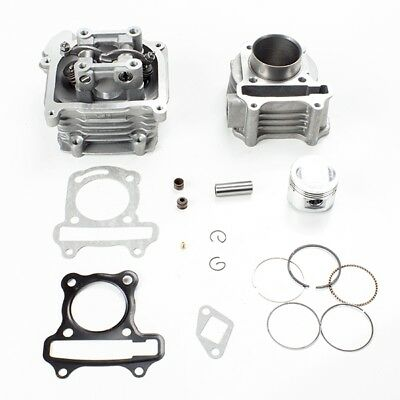 80cc Big Bore Kit komplett 139QMA 139QMB (TECK11H)
