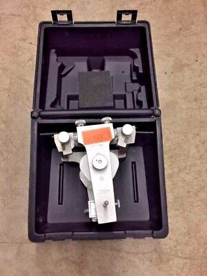 Whip Mix Dental Articulator Model 9800 with Case 98506C3