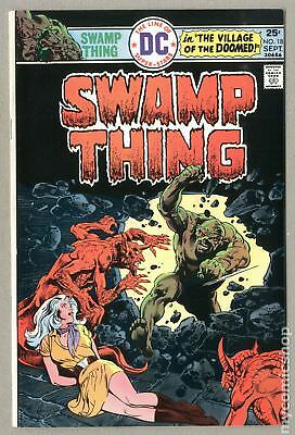 Swamp Thing (1st Series) #18 1975 VF/NM 9.0