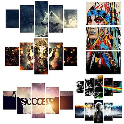 HD S/L Canvas Room Home Wall Decor Art Oil Painting Picture Print Unframed Gifts