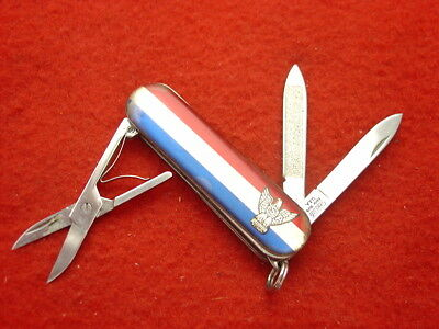 "Camillus Made in USA Swiss Army Style 2-3/8"" Eagle Scouts Scout Knife"