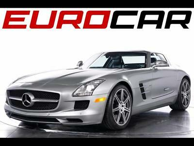 2011 Mercedes-Benz SLS AMG Base Coupe 2-Door 2011 Mercedes-Benz SLS AMG - ONLY 9,162 MILES, ONE LOCAL OWNER, STUNNING!