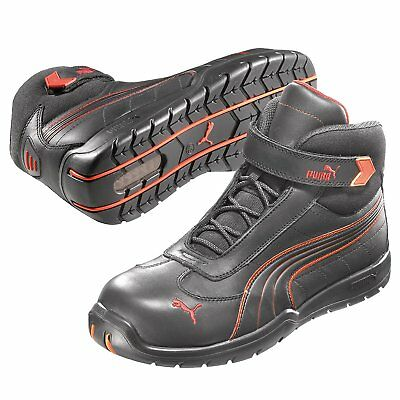 TG.44U Puma Safety Scarpe antinfortunistiche S3 Moto Protect Daytona Mid 63.21