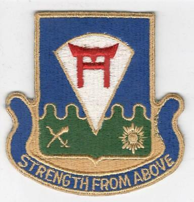 VHTF WW 2 US Army 511th Airborne Infantry Regiment Patch Inv# X170