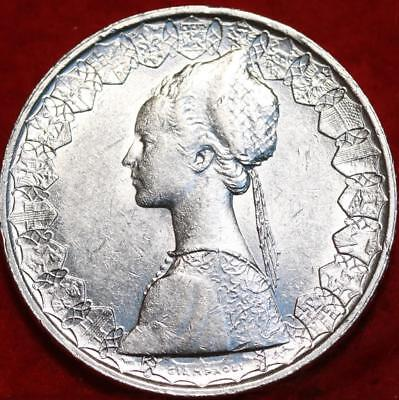 1959 Italy 500 Lire Silver Foreign Coin Free S/H