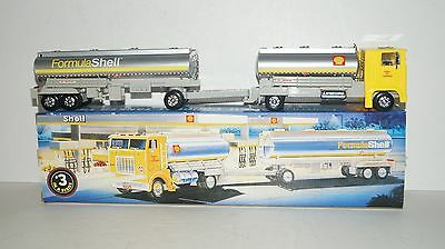 1995 Formula Shell Gasoline Concept Tanker Truck #3 in Series - New in Package