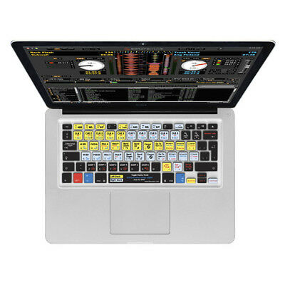 Magma Keyboard Cover - Serato Scratch Live 2.0 NEU