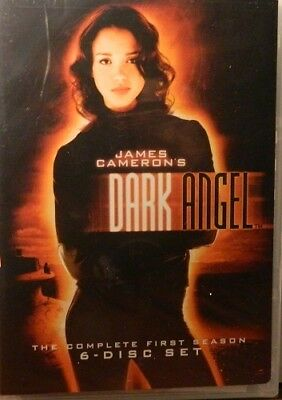 DARK ANGEL The COMPLETE FIRST SEASON Jessica Alba 21 Episodes + Special Features