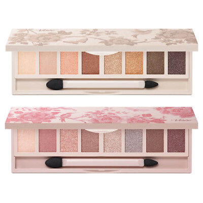 Kose Japan VISEE Glamorous Nude 8-Color Eyeshadow Palette - Limited Release