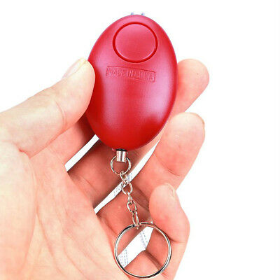 Hot! Self Defense Keychain Personal Alarm Emergency Siren Song Survival Whistle