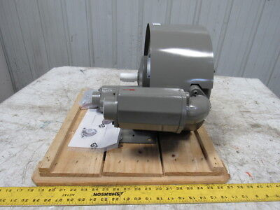 All Star HB-3301 3450RPM 106SCFM Two Stage Motorless High Pressure Blower