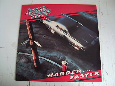 "April Wine - Harder Faster 12"" Lp (L3022)"
