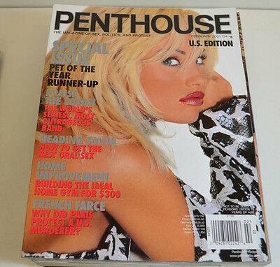 Penthouse 09/2000 Pet Of The Año Runner-Up Best Oral Sexo Compilación A Servicio