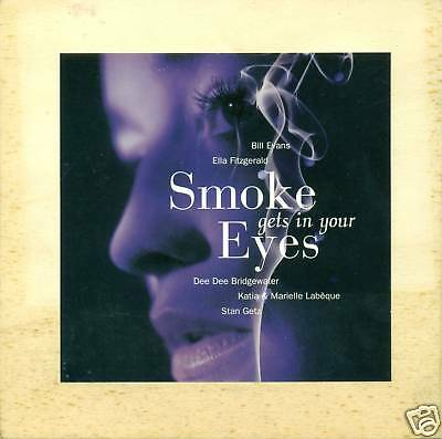 Smoke Gets in Your Eyes CD Evans Scatola Legno + Sigaro A236