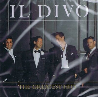 Il divo the greatest hits deluxe 2 cd 31 tracks pop - Il divo greatest hits ...