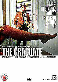 The Graduate (DVD, 2008) DUSTIN HOFFMAN