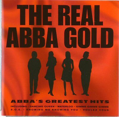 CD - The Real Abba Gold - ABBA's Greatest Hits - A5371