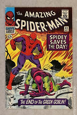 Amazing Spider-Man (1st Series) #40 1966 FN- 5.5