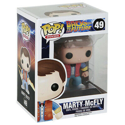 Back To The Future Marty Mcfly 49 Funko Pop! Vinyl Figure