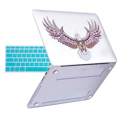 "Macbook Pro 13"" Hard Shell Case Protective Cover w/Keyboard Skin (A1425/A1502)"