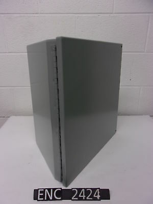 "NEW OTHER Hoffman C-16C16 Steel 16 3/8""x16.5""x11.5"" Consolet Enclosure (ENC2424)"