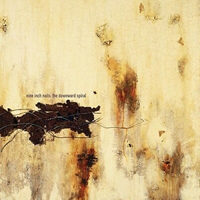 Nine Inch Nails - The Downward Spiral [New Vinyl LP] Explicit