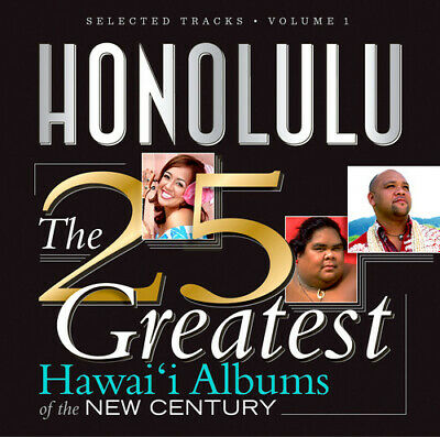 Various Artists - The 25 Greatest Hawaii Albums Of The New Century [New CD]